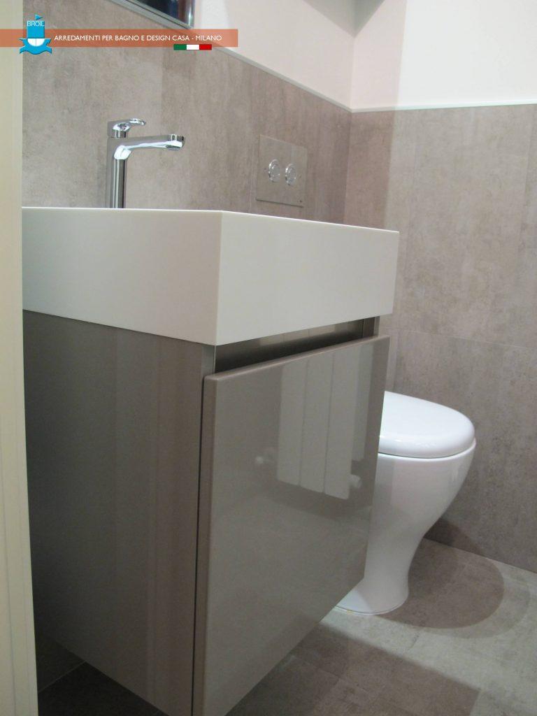 lavabo integrato